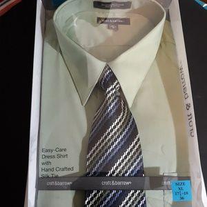 Croft & Barrow XL button up dress shirt